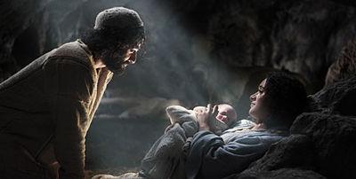 Nativity-topper
